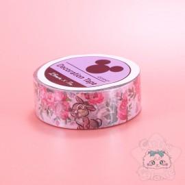 Washi Tape 7m Ruban Adhésif Décoratif Bambi Disney Japon