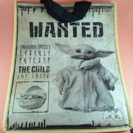 Sac Course Star Wars Baby Yoda Grogu Disney Japon