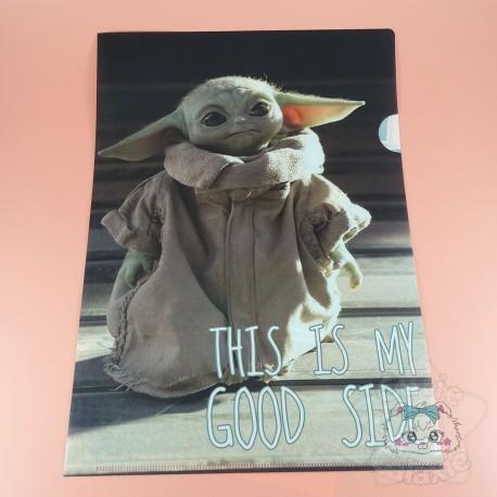 Range Document Star Wars Baby Yoda Grogu Disney Japon