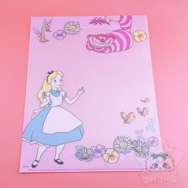 Range Document Transparent Alice Au Pays Des Merveilles Disney Japon