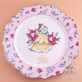 Assiette Belle Et La Bête Collection Belle Of The Ballroom Disney Japon