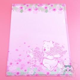 Range Document Winnie L'ourson Sakura Disney Japon