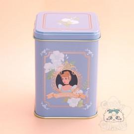 Boite A Thé Métalique Lupicia Cendrillon Disney Japon