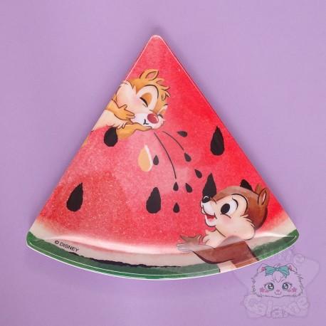 Coupelle Dessert Forme Pastèque Tic Et Tac Disney Japon