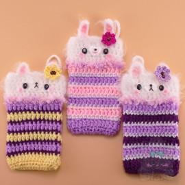 Pochette Téléphone Crochet