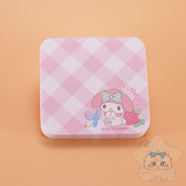 Papeterie Petit Bloc Note Memo My Melody Sanrio