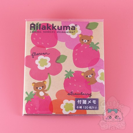 Grand Set Mémo Rilakkuma