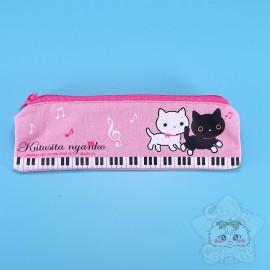 Trousse Plate Kutusita Nyanko Cat San-X