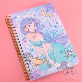 Carnet Bloc-Note Disney Japan Princesse Jasmine Aladdin