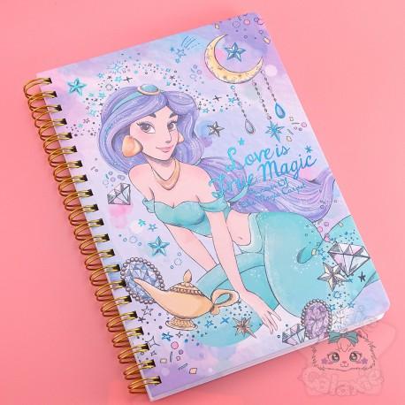 Cahier Bloc-Note Disney Japon Disney Japan Princesse Jasmine Aladdin