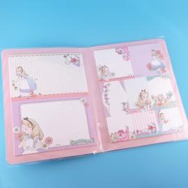 Set Papeterie Disney Japan Alice Au Pays Des Merveilles