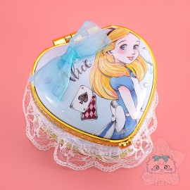 Boite Alice Mirroir Mémo Disney Japon Disney Japan