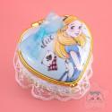 Boite Miroir Avec Mémo Disney Japan Alice Au Pays Des Merveilles