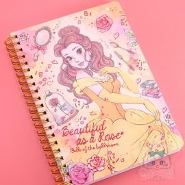 Carnet Bloc-Note Disney Japon Disney Japan Belle La Belle Et La Bête