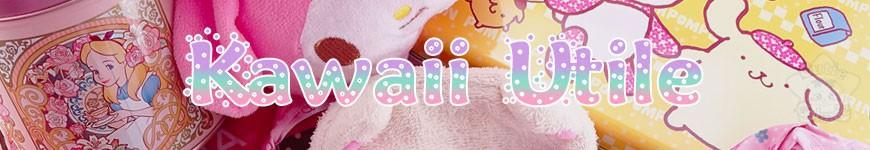 Le Kawaii Du Quotidien -<p>Retrouvez nos articles utiles à votre quotidien tel que des bols et assiettes, des cuillères, des verres, mugs, thermos, serviettes..</p><p>Parmi vos personnages favoris : Rilakkuma, Korilakkuma, Molang, Pusheen, Cinnamoroll, Little twin stars, Bonbonribbon, Pokémon, Animal Crossing, Pikachu, Pompompurrin, My melody.. et les marques Disney, NINTENDO,...</p>