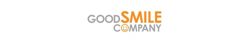 Good Smile Company -<p>GOOD SMILE COMPANY (グッドスマイルカンパニー ) est une entreprise Japonaise dirigée par Aki Takanori spécialisée dans la vente de produits dérivés de culture visuelle moderne (manga, animés, jeux vidéos..)</p><p>L'entreprise distribue également la marque Max Factory et sa célèbre gamme Figma, Gift, Phat! et bien d'autres !</p>